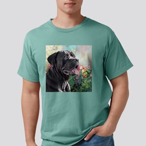 Cane Corso Painting Mens Comfort Colors Shirt