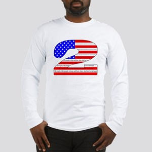 Keep our rights Long Sleeve T-Shirt