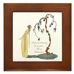 From Your Fairy Godmother Framed Tile
