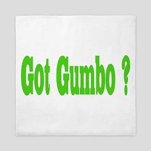Got Gumbo ? Queen Duvet