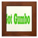 Gumbo Framed Tiles