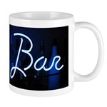 neon light, bar sign Mug