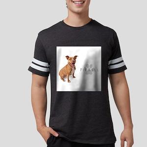 Pit Bull Mens Football Shirt