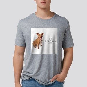 Pit Bull Mens Tri-blend T-Shirt
