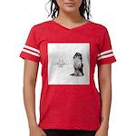 Chihuahua Womens Football Shirt