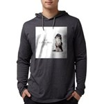 Chihuahua Mens Hooded Shirt