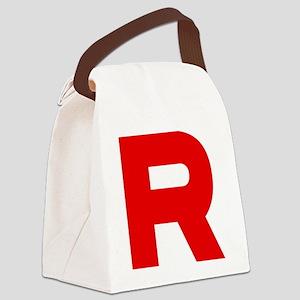 Team Rocket Canvas Lunch Bag