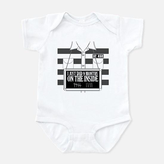 Prisoner Infant Bodysuit