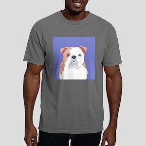 Bulldog Mens Comfort Colors Shirt