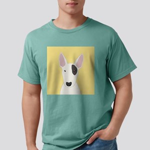 Bull Terrier Mens Comfort Colors Shirt