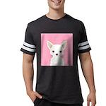 Chihuahua Mens Football Shirt