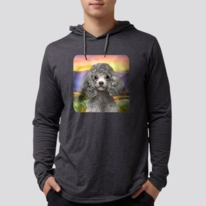 meadow2 Mens Hooded Shirt