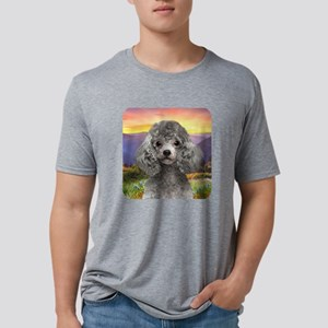 meadow2 Mens Tri-blend T-Shirt