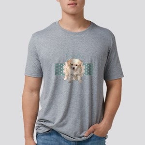dots Mens Tri-blend T-Shirt