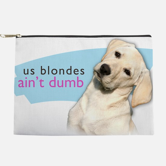 blondes.png Makeup Pouch