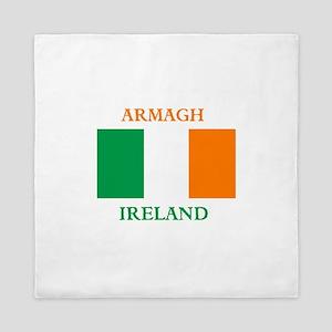 Armagh Ireland Queen Duvet