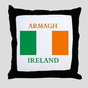 Armagh Ireland Throw Pillow