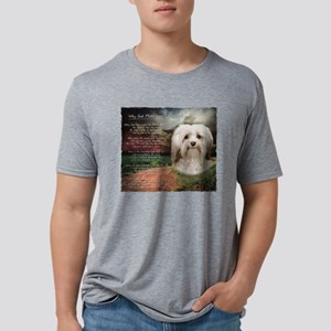godmadedogs Mens Tri-blend T-Shirt