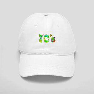 70's Flowers Cap