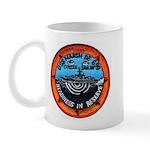 USS MARSH Mug