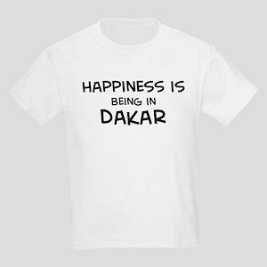 Happiness is Dakar Kids T-Shirt