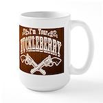 Im Your HUCKLEBERRY Mug Large Mug