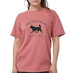 Mans Best Friend Womens Comfort Colors Shirt