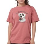 Mans Best Friend Womens Comfort Colors Shirt