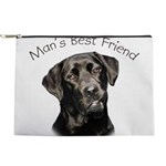 Mans Best Friend Makeup Pouch