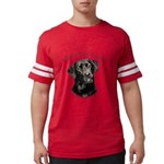 Mans Best Friend Mens Football Shirt