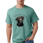 Mans Best Friend Mens Comfort Colors Shirt
