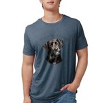 Mans Best Friend Mens Tri-blend T-Shirt
