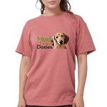 Must Love Doxies Womens Comfort Colors Shirt