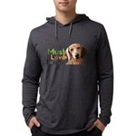 Must Love Doxies Mens Hooded Shirt