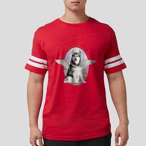 angelwithwings Mens Football Shirt