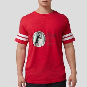 wholelives Mens Football Shirt