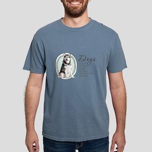 wholelives Mens Comfort Colors Shirt