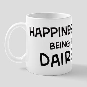 Happiness is Dairen Mug