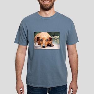 didntdoit Mens Comfort Colors Shirt