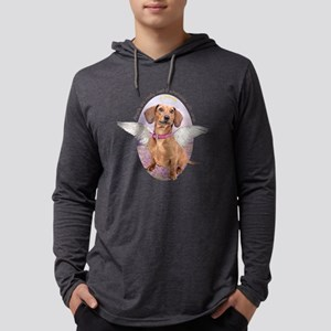 angelwithwings Mens Hooded Shirt