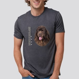 portrait13 Mens Tri-blend T-Shirt