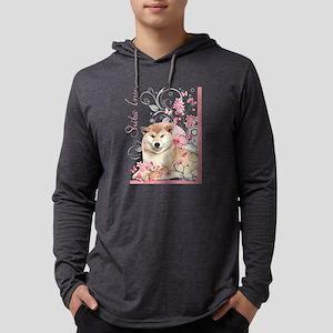blossom Mens Hooded Shirt