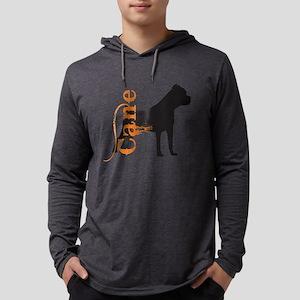 grungesilhouette Mens Hooded Shirt
