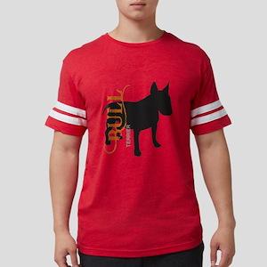 grungesilhouette Mens Football Shirt