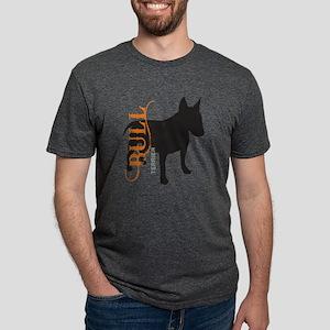 grungesilhouette Mens Tri-blend T-Shirt