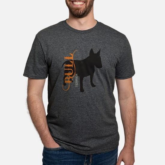 grungesilhouette.png Mens Tri-blend T-Shirt