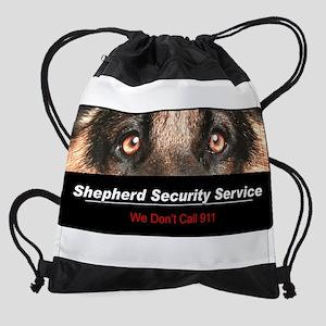 security Drawstring Bag