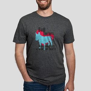 pawprints Mens Tri-blend T-Shirt