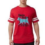 pawprints Mens Football Shirt