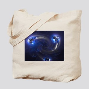 Protons; twirl don't They? Tote Bag